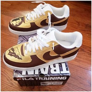 the latest 138fb c95b5 Nike Shoes - Florida State Airforce Ones